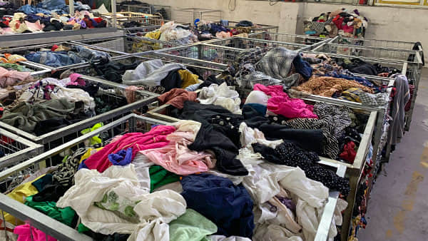 Wholesale Second Hand Warehouse